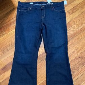 Gap 1969 jeans size 35. Bootcut. New with tags